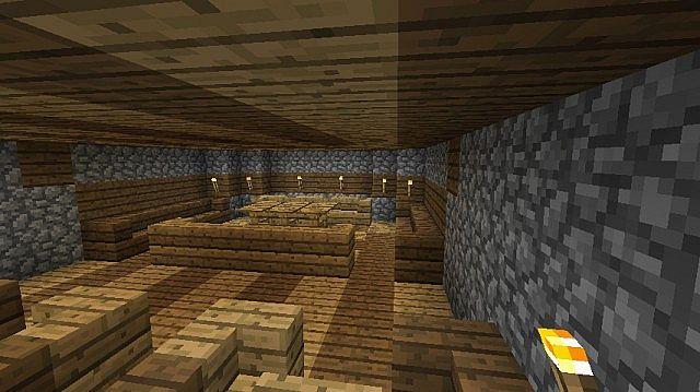 Ship Minecraft Project