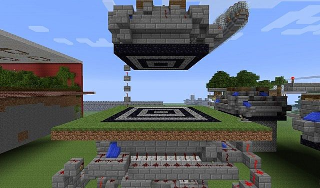 how to build an automatic cobble gen in minecraft