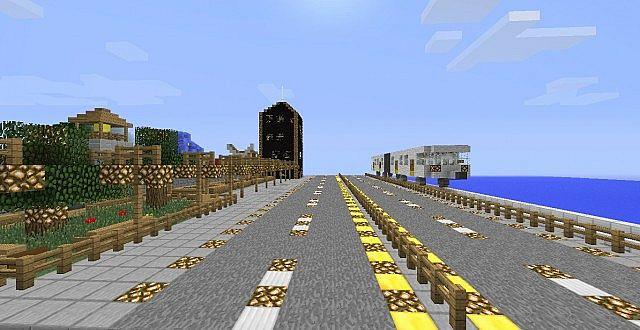 Miniature City Minecraft Project