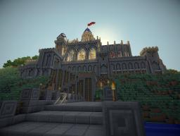Castle of Glavendauxy Minecraft