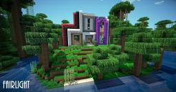 Fairlight - Modern Build Minecraft Map & Project