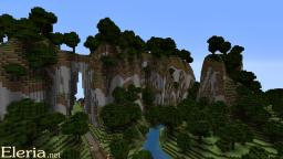 Round Valley (Terraform) (August 2012) Minecraft Map & Project