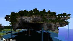 Crystana Island (Terraform) (June 2012) Minecraft Map & Project