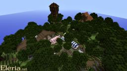 Small Village (August 2012) Minecraft Map & Project
