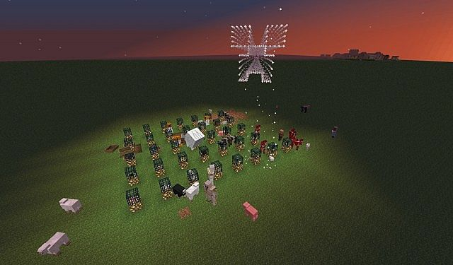 Minecraft all spawners mod