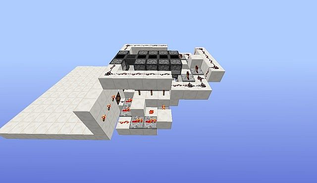 RedStone circuits