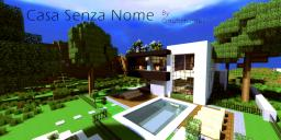 Modern - Casa Senza Nome Minecraft Map & Project