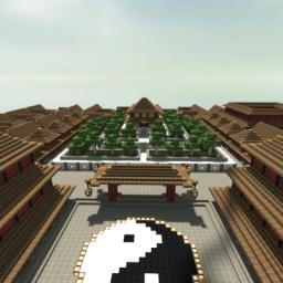 ChinaTown Minecraft Map & Project