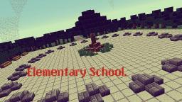 Elementary School (Survival Games Preoject) Minecraft