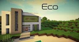 Eco - A Modern Build Minecraft Project