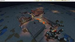 Black ops 2 - Zombies: TOWN Minecraft Map & Project