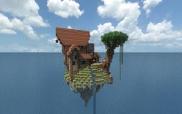 Volar - Floating Island Minecraft