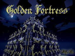 Golden Fortress Minecraft Map & Project
