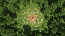 Hunger Games Arena (8-player) Minecraft