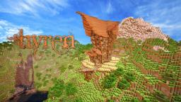 Hyren - Large Fantasy House Minecraft Map & Project