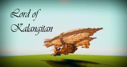 Lord of Kalangitan - A Steampunk Inspired Airship Minecraft Map & Project