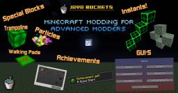 Minecraft Modding for Advanced Modders [1.6.2/1.6.4 - 1.7.10 =WIP=] Minecraft Blog Post