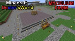 Mycelium Farm Minecraft Map & Project
