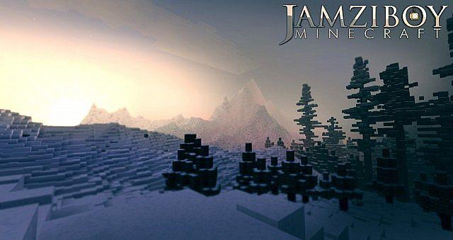 Winter Wasteland Minecraft