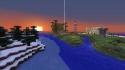 PVP Minecraft Map & Project