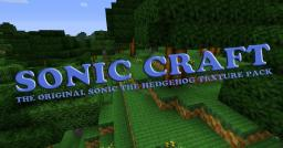 SonicCraft: A Sonic-Themed HD Texture Pack! [32x32] [1.4.7]