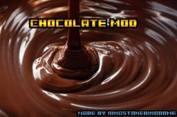 Chocolate mod v4.5 [MC 1.4.7] adds 35 items 3 kinds of animals and 5 new plants!![next update achievments + ridable choco cows!]
