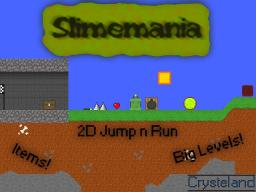 Slimemania [Game] [Version 1.5.2] Minecraft Mod