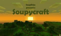 Soupycraft Minecraft Texture Pack