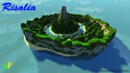 Risalia island Minecraft Project