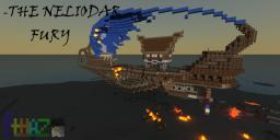 The Neliodar Fury [Schematic] Minecraft Map & Project