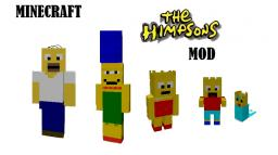 The Himpsons mod (Forge) (WIP) UPDATED 0.1.0, MAGGIE   MANY NEW THINGS || BUG FIXS Minecraft Mod