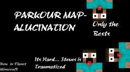 Parkour Map-Alucination Minecraft Map & Project