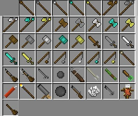 Weapon enhancement mods Minecraft Blog