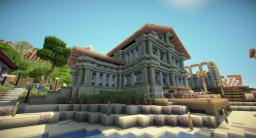 Costacraftia Minecraft Map & Project