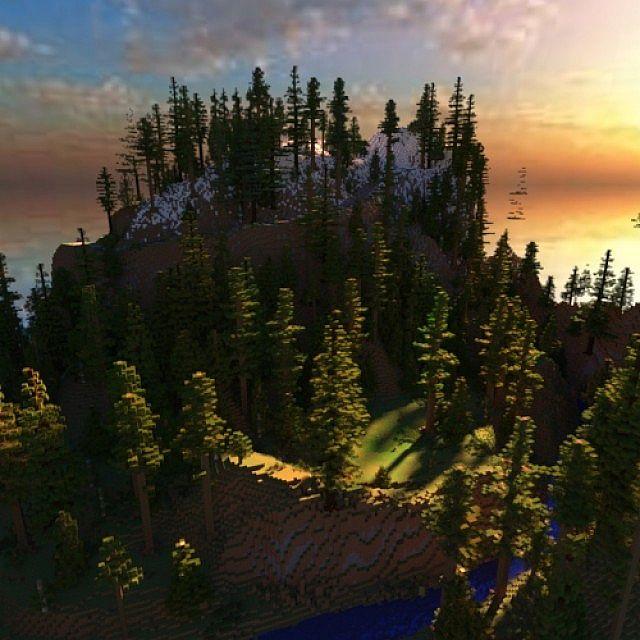 Legendary LandscapingDownloadable World Painter Hunger Games Survival Map