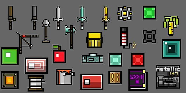 some items all items in the game are done