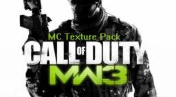 MW3 Resource Pack {Now 1.7.4}