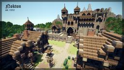 Medieval town / area : Nokton Minecraft Map & Project