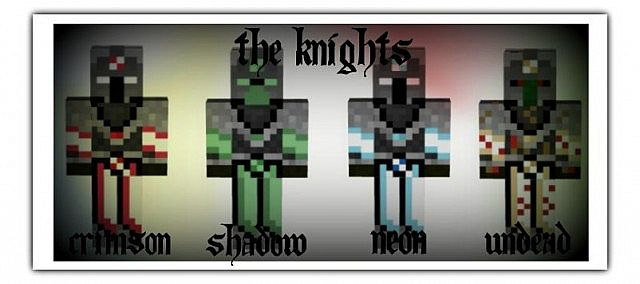 4 new forces 4 new knights. We are fixing it to mirrored, new picture soon.