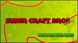 Super Craft Bros Brawl Server! | Survival Games | Creative | Parkour |  CTF | Spleef Minecraft Server