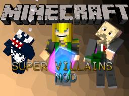 [1.5][SMP] Super Villains in Minecraft b0.2 Minecraft Mod