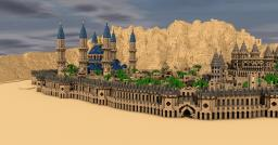 City of Troy Minecraft Map & Project