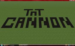 TnT Cannon (tutorial) Minecraft Map & Project