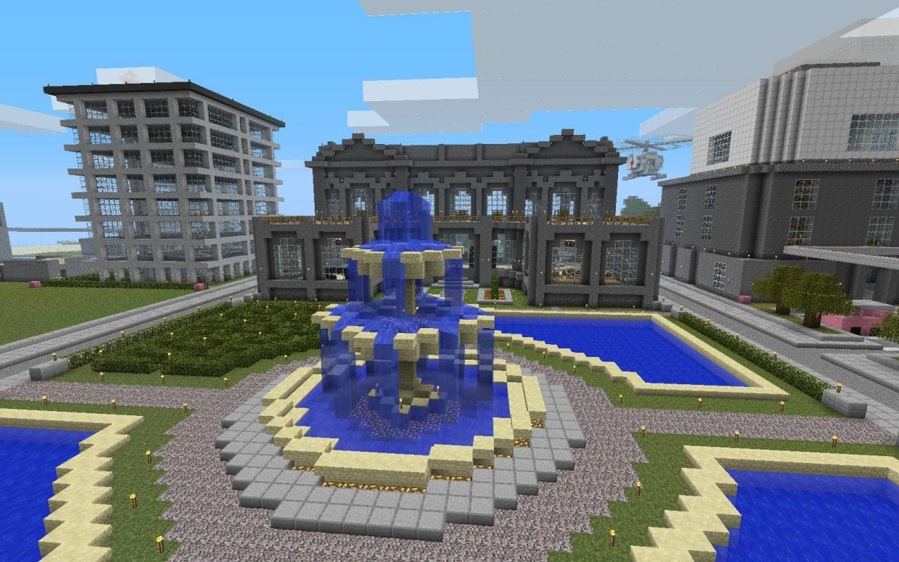 World best minecraft house minecraft project for Best house in the world