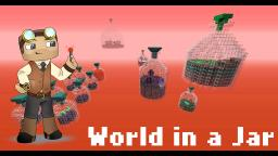 Minecraft World in a Jar Survival - Lets Play Series!