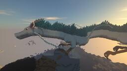 Haku from Spirited away Minecraft Map & Project