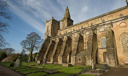 Dunfermline Abbey, Scotland Minecraft Map & Project