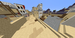 Dust2 Minecraft - CS:GO Minigame Minecraft Map & Project