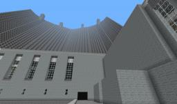 Hoover Dam Minecraft Map & Project