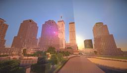 The World Trade Center - Perfect Version Minecraft Map & Project